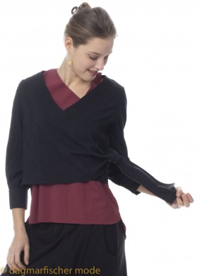 Cardigan Jill von ELSEWHERE in black