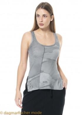Top Like No Other von BLACK BY K&M in Digital Printed Light