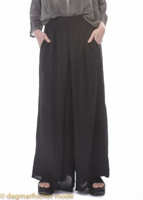 Hose Flash Of Light von BLACK BY K&M in Plain Black