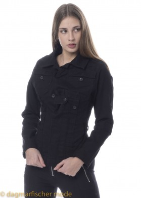 Jacke PURE aus der MAYER PEACE COLLECTION in black
