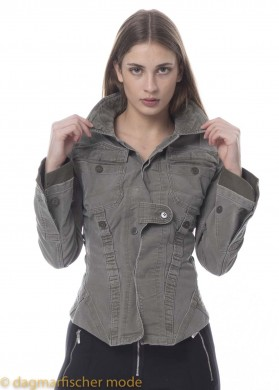 Jacke PURE aus der MAYER PEACE COLLECTION in military green