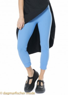 Leggings Halt von HIGH in blau