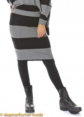 Rock OBJECT FOR LIFE von BLACK by K&M in black with grey